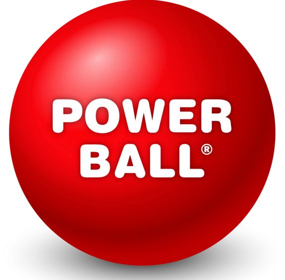 red power ball logo