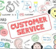 customer service square image