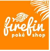 fireman poke shop logo